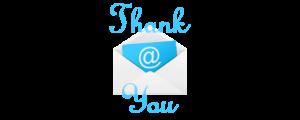 thank you logo